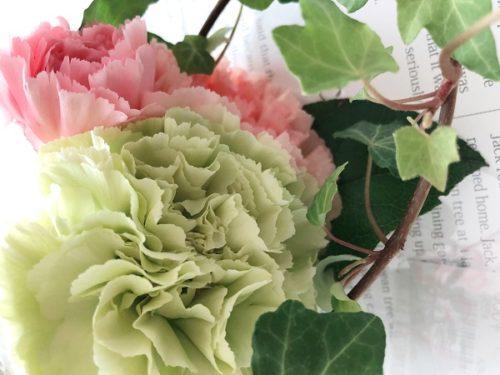 マルエツの花束