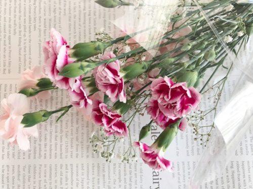 花伸のラッピング