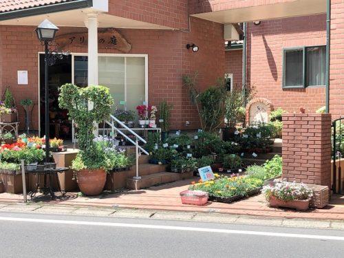 花屋さんアリスの庭