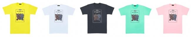 24時間テレビ2020年チャリTシャツのカラーラインナップ