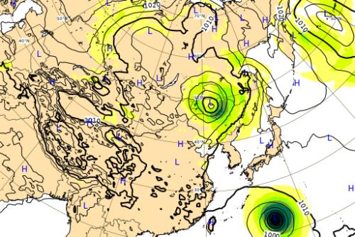 台風10号9月4日予想
