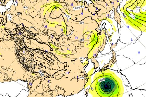 台風10号9月5日